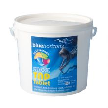 Blue Horizons 250g Shock Top Chlorine Tablets - 5kg